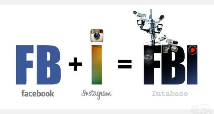 Facebook = FBI